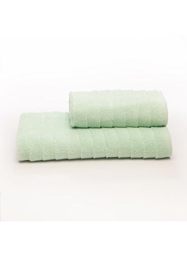 Maxstyle Havlu 50x90 Cm Yeşil Yeşil